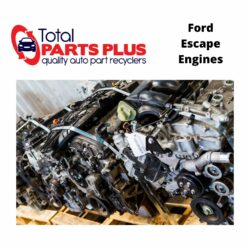 Ford Escape Engines