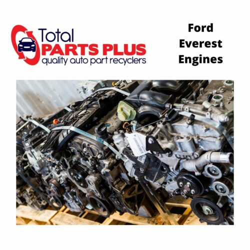 Ford Everest Engines