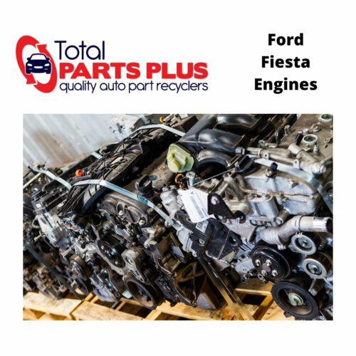 Ford Fiesta Engines