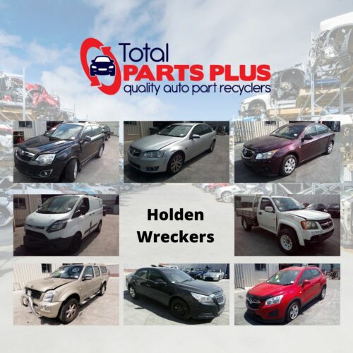 Holden Wreckers