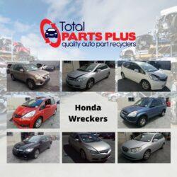 Honda Wreckers