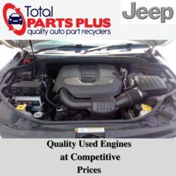 Used Jeep Engines