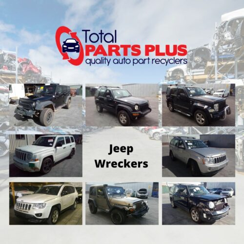 Jeep Wreckers