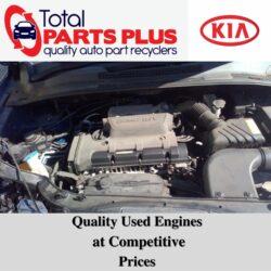 Used Kia Engines