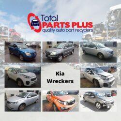 Kia Wreckers