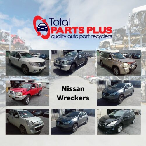 Nissan Wreckers