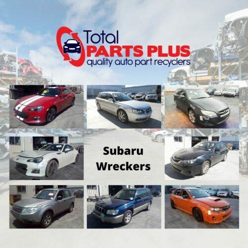 Subaru Wreckers