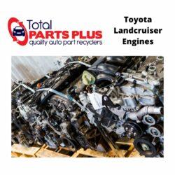Used Toyota Landcruiser Engines