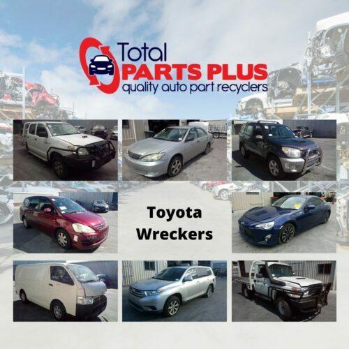 Toyota Wreckers
